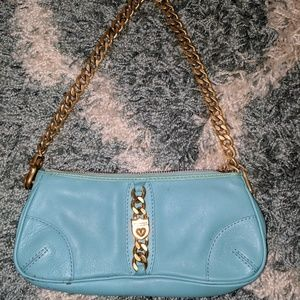 Juicy Couture purse with dual handle options